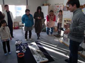 201302 水墨画ボランティア 早春 Day2_11