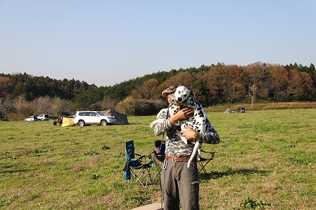 2010'zrppy weima xmas partty in 森のまきば 115
