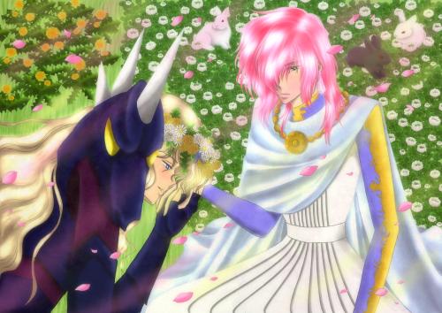 大王様と騎士(ナイト)
