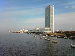 新潟でいちばん高いビルらしい