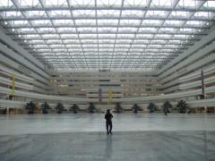 総合庁舎内部
