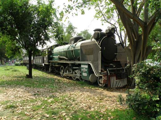 006_鉄道公園の機関車