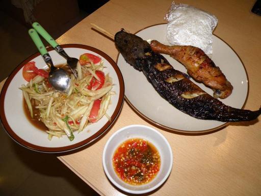 2010-01-26_イサーンの夕飯