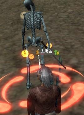 死忘れ骸骨