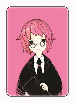 桃カード(基本)