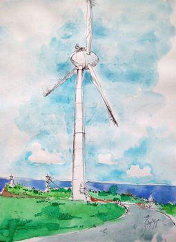 風車のおと