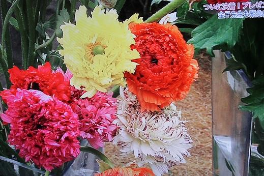 手作り花作り1