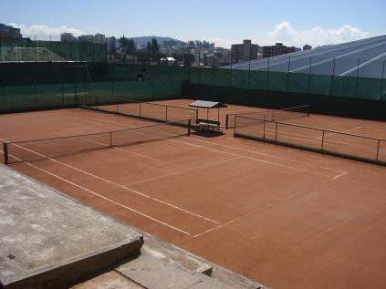 ATPテニスコート
