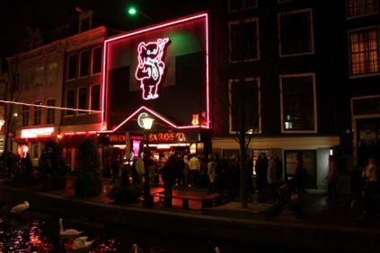 Red Light District,Amsterdam - 1