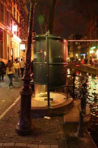 Red Light District,Amsterdam - 3