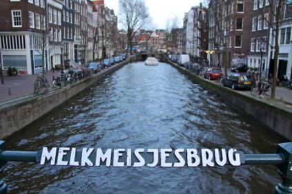 Canal,Amsterdam - 11