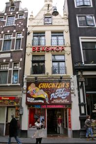 Red Light District,Amsterdam - 7