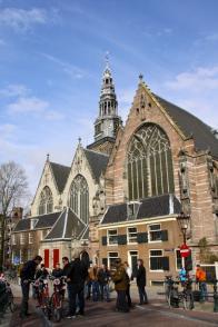 Oudekerk,Amsterdam - 01