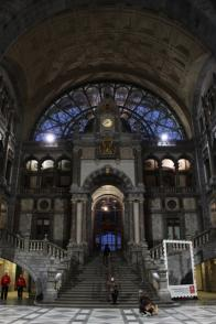 Antwerpen Central Station - 11
