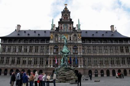 Grote Markt, Antwerpen - 01