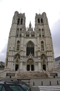 Cathedrale St-Michel et Ste-Gudule,Brussel - 07