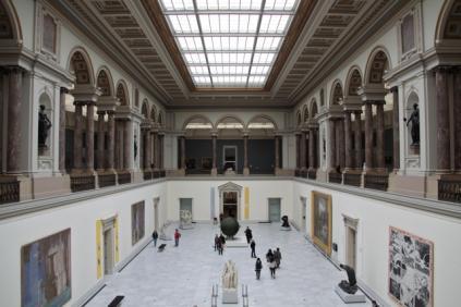 Musees Royaux des Beaux Art,Brussel - 13