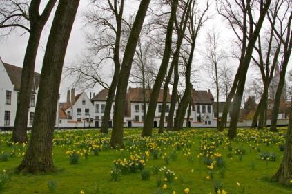 Begijnhof,Brugge - 24