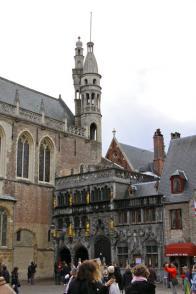 Heilige Bloed Basiliek,Brugge - 01