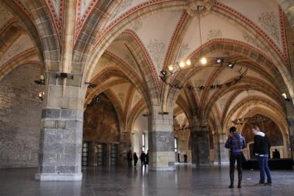 Rathaus,Aachen - 27
