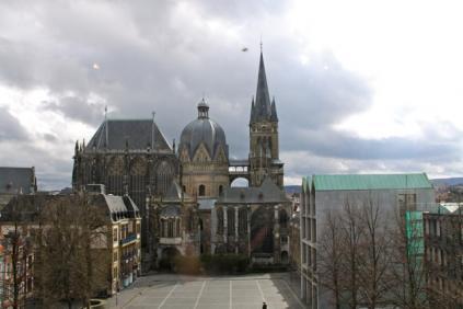 Rathaus,Aachen - 18