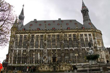 Rathaus,Aachen - 09