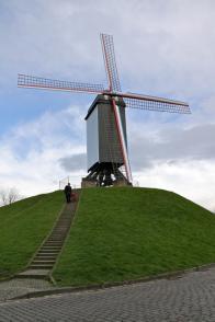Molen,Brugge - 14