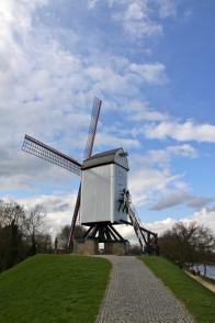 Molen,Brugge - 01