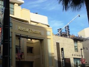 california kodak theatre