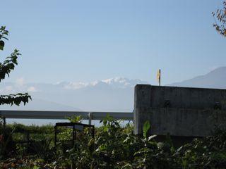 白根三山冬景色