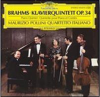 ブラームスピアノ五重奏曲ヘ短調作品34