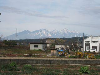 初冬の八ヶ岳