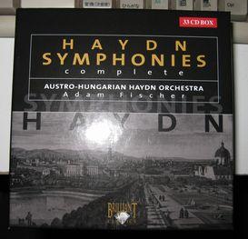 アダム・フィッシャーハイドン交響曲全集