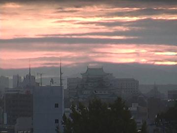 名古屋城だがね