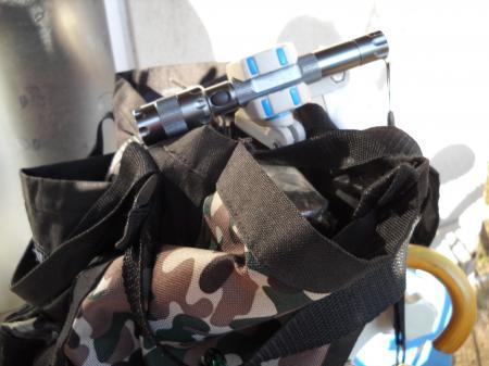自転車 傘スタンド_20131229161250