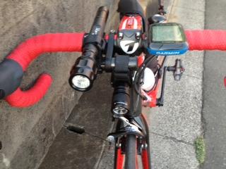 自転車の ステム 自転車 取り付け : ... でいろいろ取り付けてみました