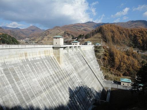 琴川ダムどうでしょう