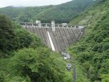 20110617 箕輪ダム