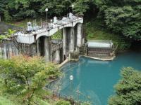 四万取水ダム