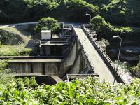 屋敷川取水ダム