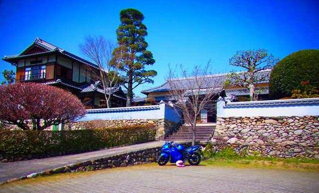 13内子 高橋邸