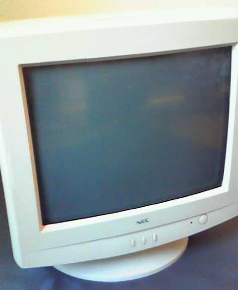 NEC DV15A3