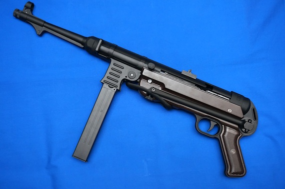 SRC MP40