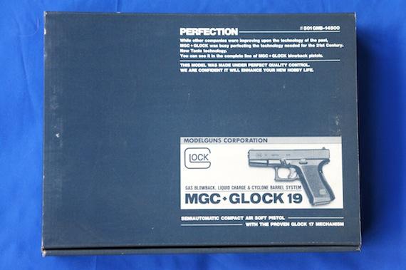 MGC G19改5