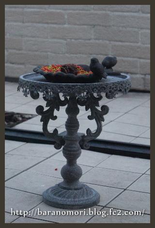 鳥 餌台 バード テーブルセンター