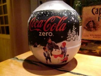 コーラ クリスマスバージョン