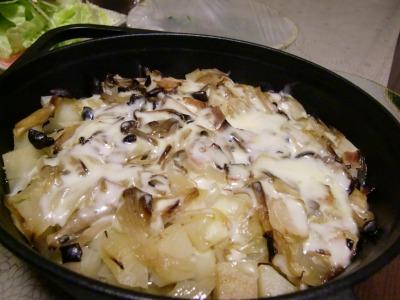 若鶏のオーブン焼き