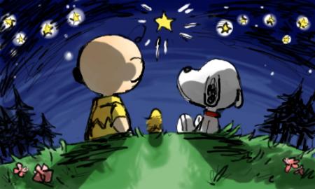 星が光ってるよ