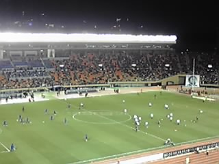 20100214 VS 韓国戦