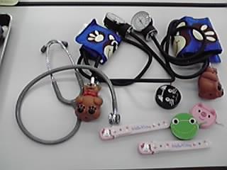 子供用診療器具